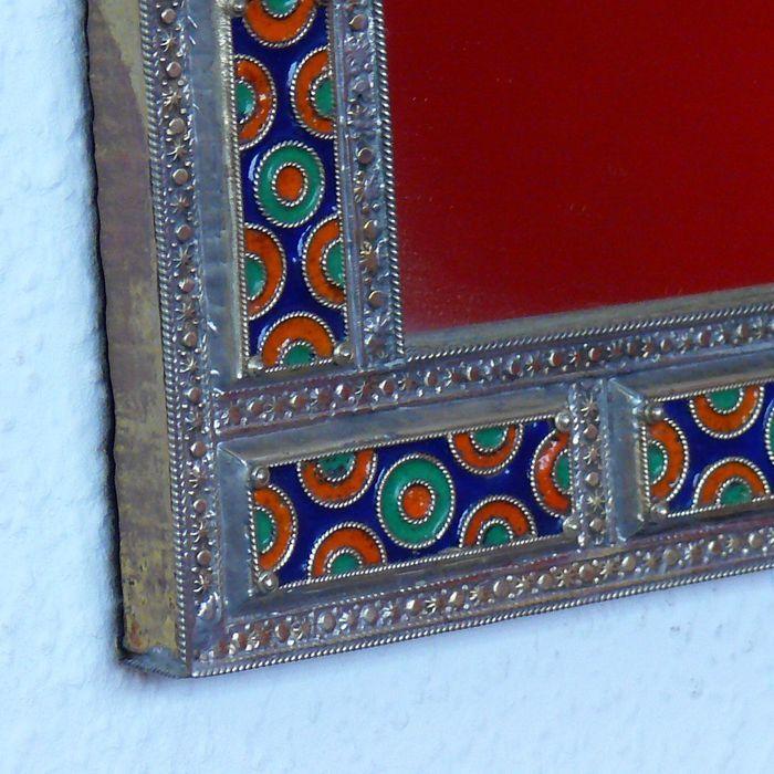 Orientalischer spiegel f r die wand marrakech - Spiegel orientalisch ...