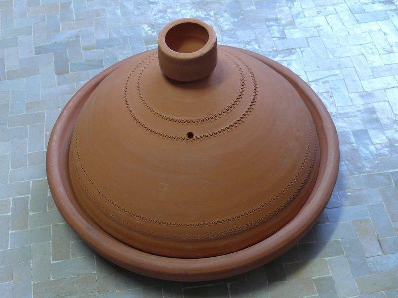 Marokkanische tajine zum kochen unglasiert 35 cm f 4 5 for Kochen 4 personen