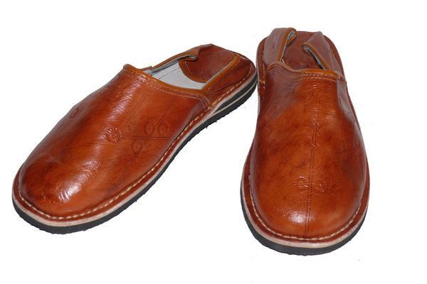 orientalische leder schuhe pantoffeln hausschuh slipper. Black Bedroom Furniture Sets. Home Design Ideas