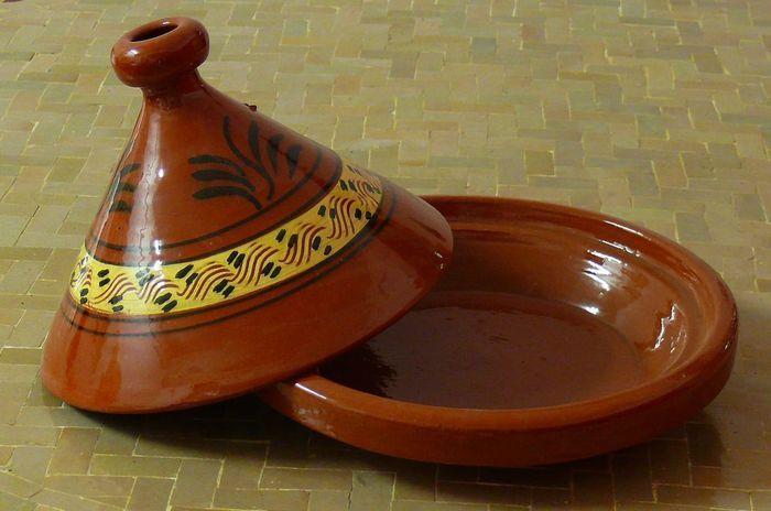 marokkanische tajine zum kochen 40 cm f 6 8 personen