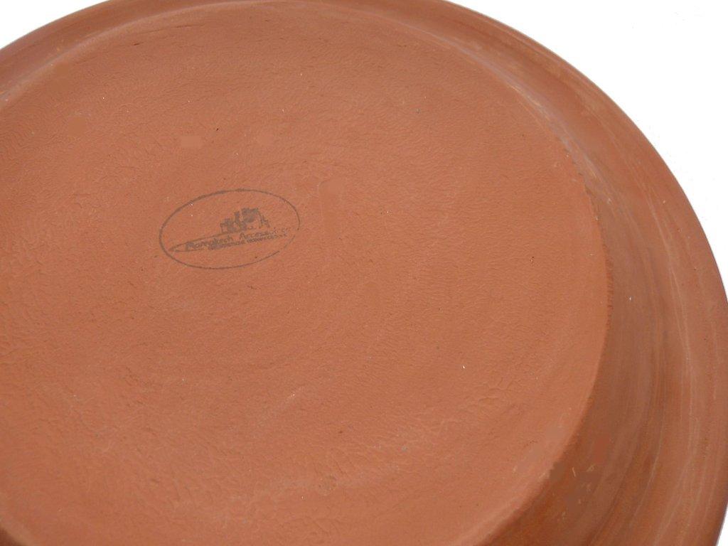 Marokkanische Tajine zum Kochen unglasiert /ø 40 cm f/ür 6-8 Personen